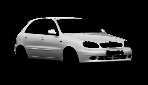 Цвета кузова Sens Hatchback